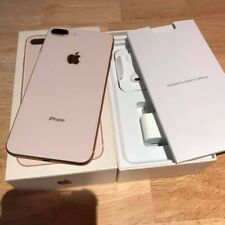 USED Apple iPhone 8 Plus 256GB Gold - Factory Unlocked,Complete