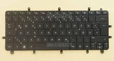 For HP ENVY Spectre XT Pro Ultrabook 13-2000 Keyboard German Tastatur Backlit