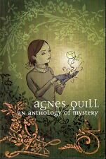 Agnes Quill Teenage Detective: An Anthology of Mystery 2007 TPB ONI OOP