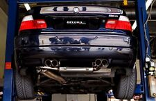 Beluga Racing BMW E46 M3 2001-2006 3.2L I6 High Performance Axle Back Exhaust