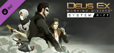 Deus Ex: Mankind Divided DLC - System Rift PC *STEAM CD-KEY* *Fast Delivery!