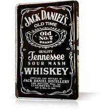 METAL TIN SIGN JACK DANIELS WHISKEY VINTAGE POSTER #2 Decor Home Bar Pub Wall