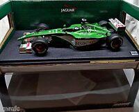 JAGUAR R1 F1 2000 Eddy IRVINE BUILT 1/18  Hot Wheels Racing rare NO SPARK