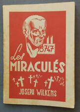 Les Miraculés par Joseph Wilkens (camp de Buchenwald) Guerre 40-45 WWII
