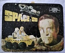 Vintage Space 1999 Metal Lunchbox by Thermos King Seeley Brand No Thermos