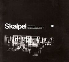 CD SKALPEL Skalpel Ninja Tune * new edition 2014