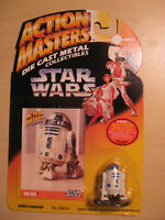 Action Masters Metal Collectible Star Wars R2D2 Figure - 1994