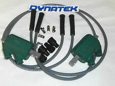 Suzuki GSXR400 Dyna 3 ohm Performance Ignition Coils and Leads. DC1-1