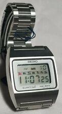orologio vintage Seiko quartz LC M154 5009 funzionante pari al nuovo