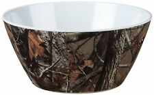 Camouflage Melamine Bowl Set of 6 Dishes Dish Kitchen Camo Redneck Camp Picnic
