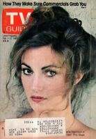 1981 TV Guide February 7 - Jane Seymour; Sally Struthers; Magnum P.I.