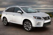 2010-2011-2012-2013-2014 LEXUS RX350 PARTS LIST CATALOG PDF FILE
