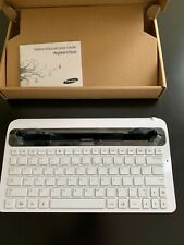 "Samsung Keyboard Dock - For Samsung Galaxy Tab 8.9"" Tablet ECR-K15AWEBXAR"