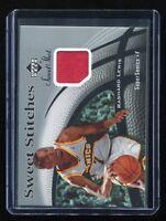 2006-07 Sweet Shot Stitches Jersey #SS-RL Rashard Lewis (Seattle Supersonics)