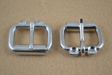 """Roller Buckle - 1"""" - Nickle Plated - Pack of 24 (F391)"""