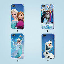 Disney Frozen Anna Olaf COVER CASE iPhone 6 6S Plus 5S 5C 4S Samsung Galaxy Note