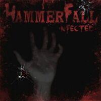 """HAMMERFALL """"INFECTED"""" CD+DVD NEU"""