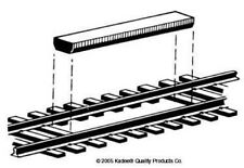 PERMANENTE Imán between-the-rails non-delayed Desacoplador - Kadee 312
