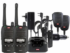 GME TX6155TP UHF 80 Channels Handheld CB Radio with Comm-Kit