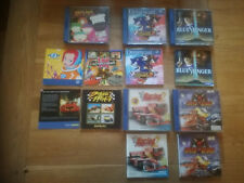 Sonic Adventure 2 + Speed Devils + Blue Stinger + Racing 2 - no CD Dreamcast DC