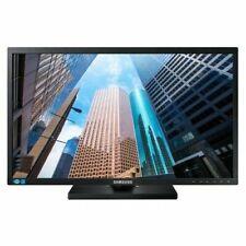 "Samsung LS24E65KBW 24"" Widescreen TN LCD Monitor"