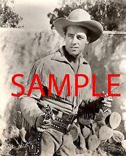 "Wild Bill Hickok Tv Star Guy Madison Photo 8"" X 10"""