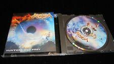 Angra – Hunters And Prey 2002 ATRHEIA Ex/Mint- CD metal doom glam hard rock