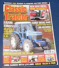 CLASSIC TRACTOR FEBRUARY 2011 - NEW SPEC DIESEL/FARM FUNDS