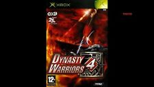 DYNASTY WARRIORS 4                     -----   pour X-BOX
