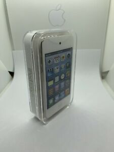 Apple Ipod Touch 4. Generation 16GB White Silver Collector 4th RAR Wow