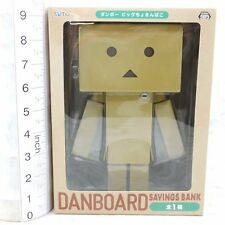 *A1408 Taito YOTSUBA&! DANBOARD Big Savings Coin Bank Figure Japan Anime