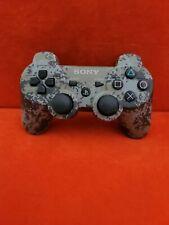 OEM Sony PlayStation 3 PS3 DualShock 3 Sixaxis Wireless Controller - Camo