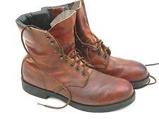 1990's Lehigh Steel Toe Work Boots / Ansi Certified / Us Men: 11 Eee / Used