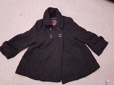 Atmosphere black coat size 8