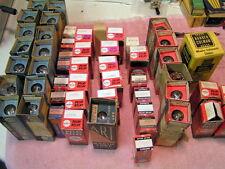 Delay Relay Tubes Edison  Amperite  Art  Tung-sol  Ham Wheelco  Ham Radio NOS