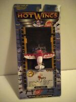 Hotwings Diecast Collectable Planes Gee Bee With Runway NEW FACTORY SEALED