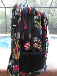 NWT Vera Bradley Reactive XL Backpack Itsy Ditsy Floral