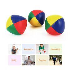 10 Stück Jonglierbälle Jonglieren Jonglage Beanbags jonglieren Jonglier Bälle DE