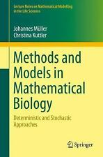 MATHEMATICAL MODELS IN BIOLOGY - NEW PAPERBACK BOOK