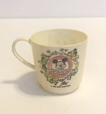 Vintage Mickey Mouse Clubhouse Teacup  -