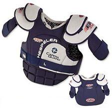 NEW Hespeler EPS Pro Cardia Guard Hockey Shoulder Pads (Junior SMALL)