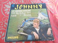 disque 45 tours johnny hallyday