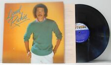 Lionel Richie LP self titled - Motown VG+ to VG++