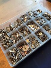 Lot Of Charms & Jewelry /buttons For Crafts/Jewelry Buffalo Nickel Buttons