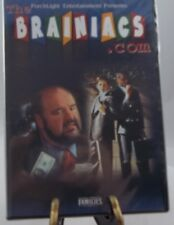 The Brainiacs.com (DVD, 2003)-Feature Films for Families-Brand New/Sealed