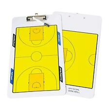 Double Erasable Sided Erase Play Board for Coaching Basketball Tactic Coaches