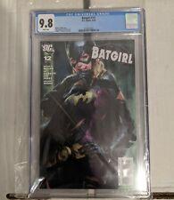 Batgirl #12 Artgerm Cgc 9.8
