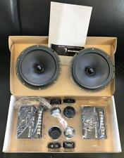 "Diamond Audio SX65V 6-1/2"" SX Series Component/Coax Speakers Aluminum Tweeter"