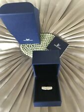 New Unwanted Gift Swarovski Crystal Ring In Box