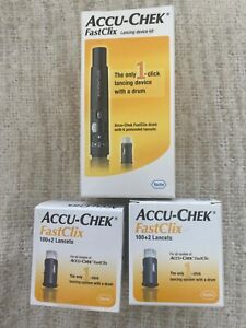 Accuchek fast clix Lansing delicious